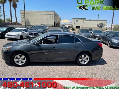 2014 Chevrolet Malibu for sale at UPARK WE SELL AZ in Mesa AZ