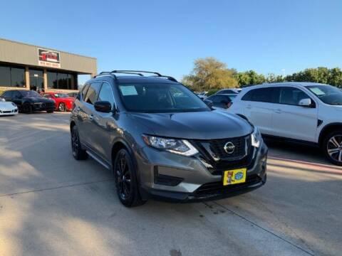 2018 Nissan Rogue for sale at KIAN MOTORS INC in Plano TX
