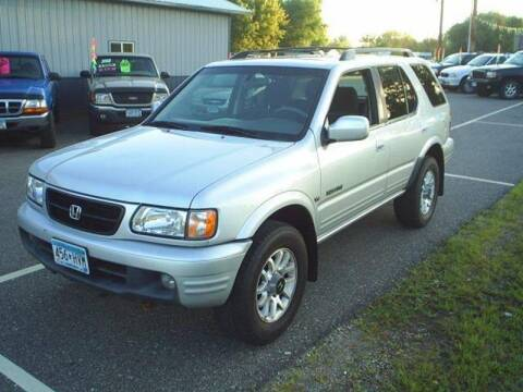 2001 Honda Passport for sale at Dales Auto Sales in Hutchinson MN