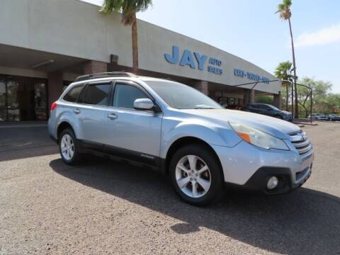 2013 Subaru Outback for sale at Jay Auto Sales in Tucson AZ