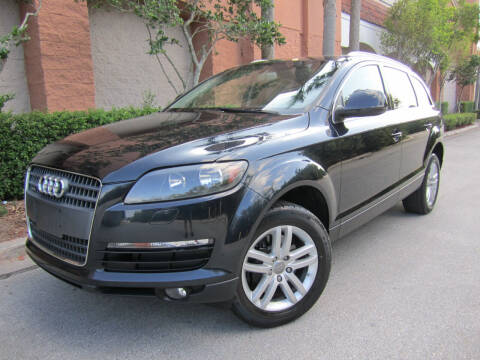 2009 Audi Q7 for sale at FLORIDACARSTOGO in West Palm Beach FL