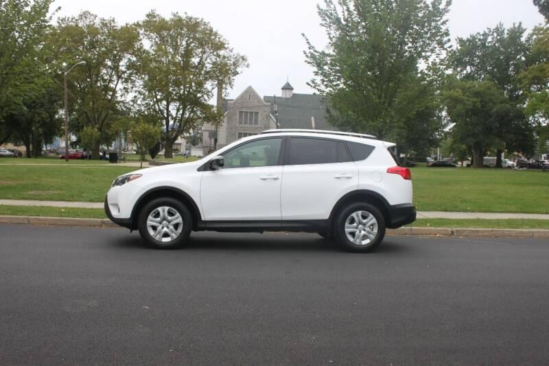 2015 Toyota RAV4 for sale at Lexington Auto Club in Clifton NJ