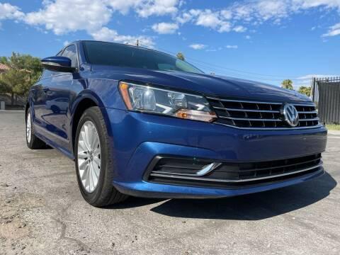 2017 Volkswagen Passat for sale at Boktor Motors in Las Vegas NV