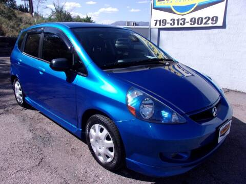 2007 Honda Fit for sale at Circle Auto Center in Colorado Springs CO