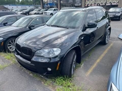 2013 BMW X5 for sale at TRANS P in East Windsor CT