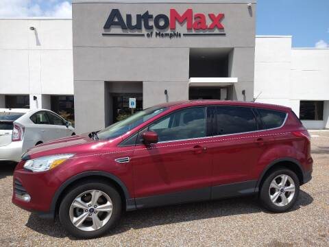 2016 Ford Escape for sale at AutoMax of Memphis - Darrell James in Memphis TN