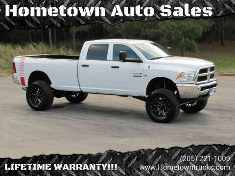 2018 RAM Ram Pickup 3500 for sale at Hometown Auto Sales - Trucks in Jasper AL