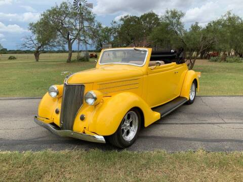 1936 Ford Cabriolet  for sale at STREET DREAMS TEXAS in Fredericksburg TX