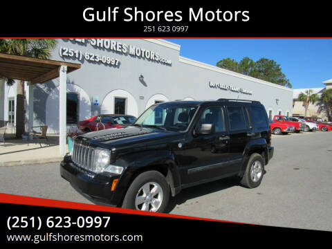 2012 Jeep Liberty for sale at Gulf Shores Motors in Gulf Shores AL