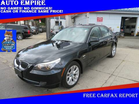 2010 BMW 5 Series for sale at Auto Empire in Brooklyn NY