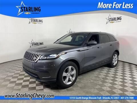 2018 Land Rover Range Rover Velar for sale at Pedro @ Starling Chevrolet in Orlando FL