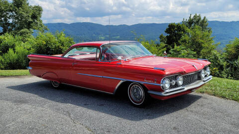 1959 Oldsmobile Eighty-Eight for sale at Rare Exotic Vehicles in Weaverville NC