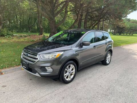 2017 Ford Escape for sale at Aleid Auto Sales in Cudahy WI