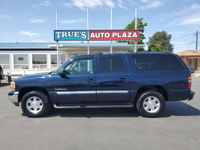 2004 GMC Yukon XL for sale at True's Auto Plaza in Union Gap WA