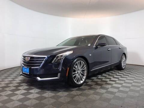 2017 Cadillac CT6 for sale at BMW of Schererville in Shererville IN