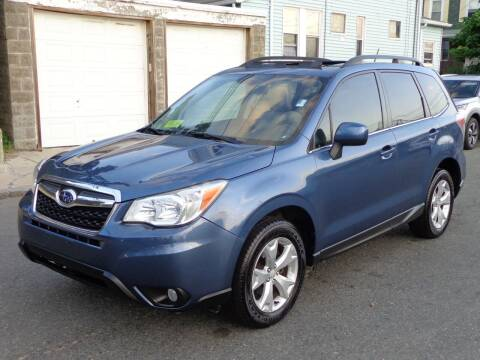 2014 Subaru Forester for sale at Broadway Auto Sales in Somerville MA