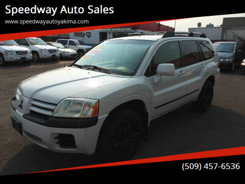 2004 Mitsubishi Endeavor for sale at Speedway Auto Sales in Yakima WA