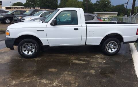 2008 Ford Ranger for sale at Bobby Lafleur Auto Sales in Lake Charles LA