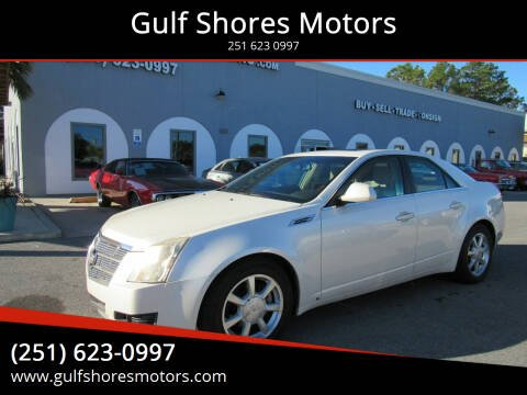 2008 Cadillac CTS for sale at Gulf Shores Motors in Gulf Shores AL