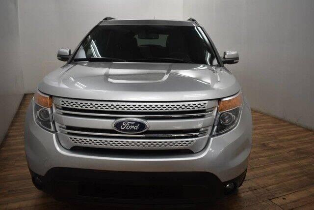 2014 Ford Explorer AWD Limited 4dr SUV - Grand Rapids MI