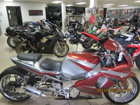 2002 Suzuki GSXR 1000 for sale at Trinity Cycles in Burlington NC