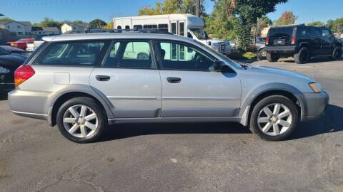 2007 Subaru Outback for sale at Silverline Auto Boise in Meridian ID