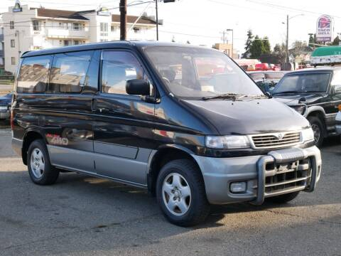 1995 Mazda Bongo Friendee 4WD Diesel for sale at JDM Car & Motorcycle LLC in Seattle WA
