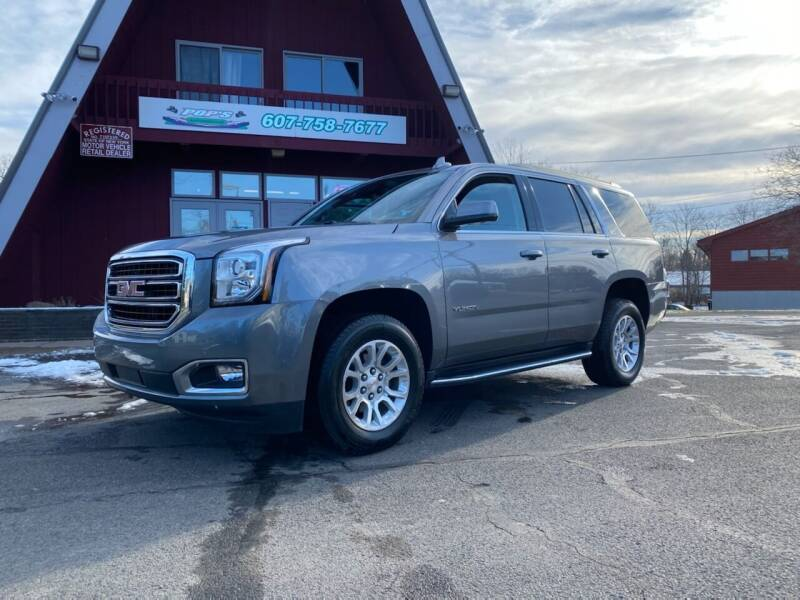 2020 GMC Yukon for sale at Pop's Automotive in Homer NY