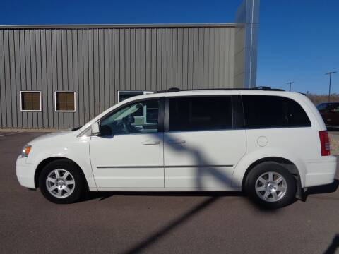 2010 Chrysler Town and Country for sale at Herman Motors in Luverne MN