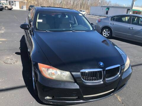 2007 BMW 3 Series for sale at Lewis Auto World LLC in Brookville OH