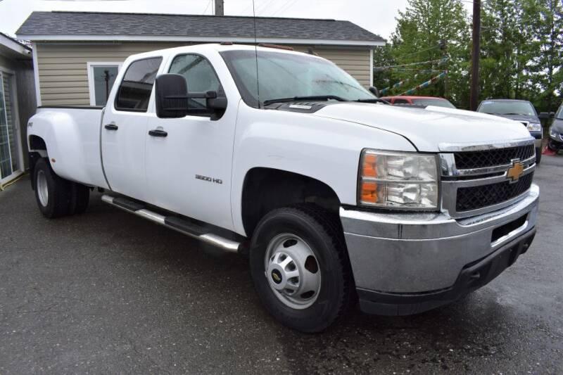 2013 Chevrolet Silverado 3500HD for sale at Alaska Best Choice Auto Sales in Anchorage AK