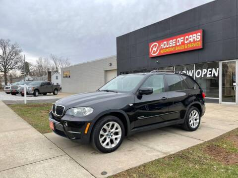 2011 BMW X5 for sale at HOUSE OF CARS CT in Meriden CT