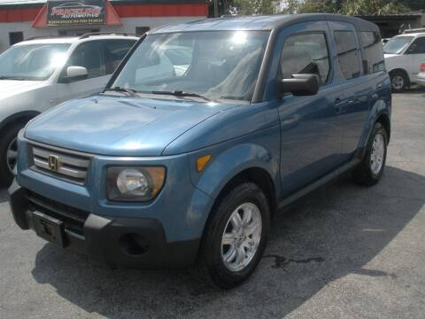 2008 Honda Element for sale at Priceline Automotive in Tampa FL