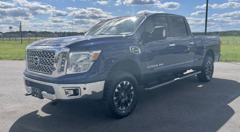 2017 Nissan Titan XD for sale in South Bloomfield, OH