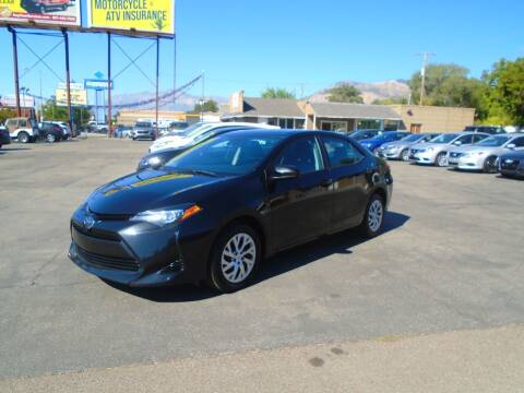 2018 Toyota Corolla for sale at Smart Buy Auto Sales in Ogden UT