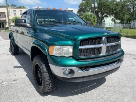 2003 Dodge Ram Pickup 2500 for sale at Consumer Auto Credit in Tampa FL