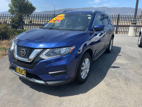 2020 Nissan Rogue for sale at Soledad Auto Sales in Soledad CA