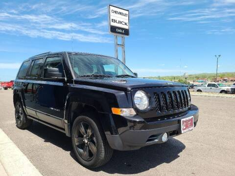 2016 Jeep Patriot for sale at Tommy's Car Lot in Chadron NE