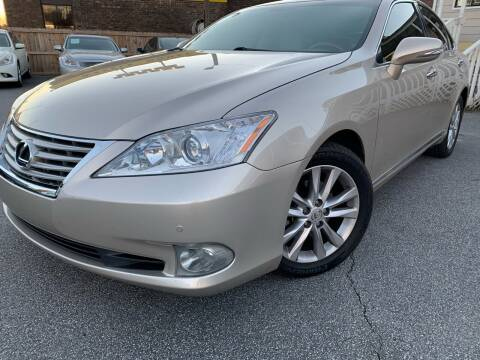 2010 Lexus ES 350 for sale at Georgia Car Shop in Marietta GA