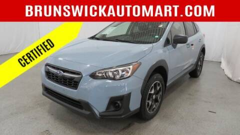 2018 Subaru Crosstrek for sale at Brunswick Auto Mart in Brunswick OH