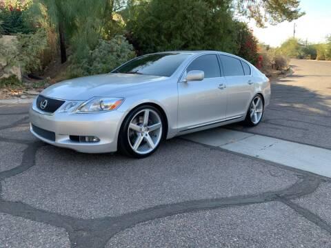 2007 Lexus GS 350 for sale at BUY RIGHT AUTO SALES in Phoenix AZ