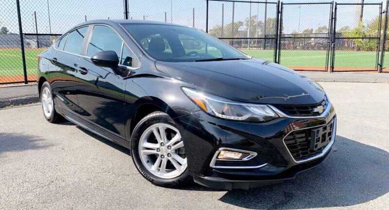 2017 Chevrolet Cruze for sale at Maxima Auto Sales in Malden MA