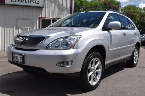 2009 Lexus RX 350 for sale at Dealswithwheels in Inver Grove Heights/Hastings MN