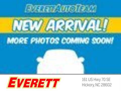 2017 Jeep Renegade for sale at Everett Chevrolet Buick GMC in Hickory NC