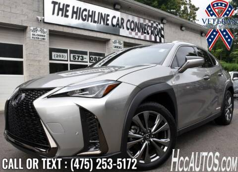 2020 Lexus UX 250h for sale at The Highline Car Connection in Waterbury CT