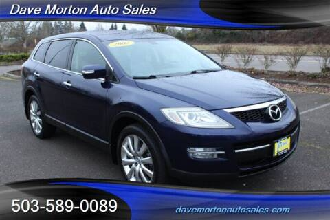2007 Mazda CX-9 for sale at Dave Morton Auto Sales in Salem OR