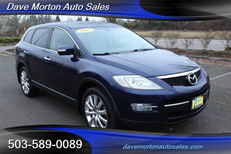 2007 Mazda CX-9 for sale at Dave Morton Auto Sales in Salem OR