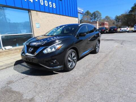 2015 Nissan Murano for sale at Southern Auto Solutions - 1st Choice Autos in Marietta GA