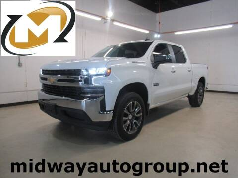2019 Chevrolet Silverado 1500 for sale at Midway Auto Group in Addison TX
