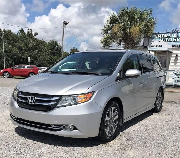 2014 Honda Odyssey for sale at Emerald Coast Auto Group LLC in Pensacola FL